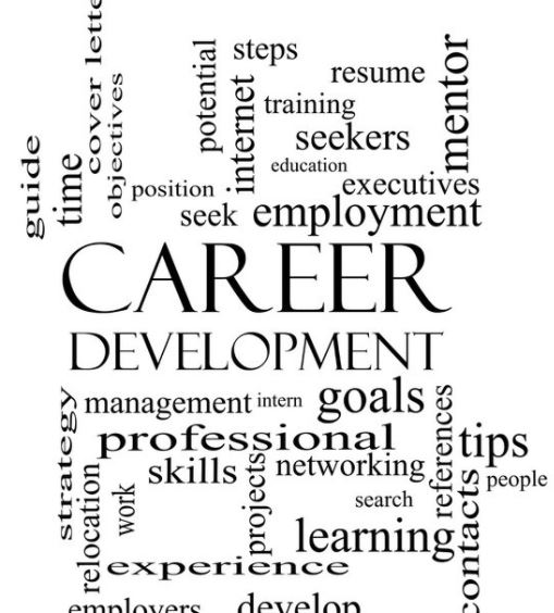 Career development support, how to get in and get on